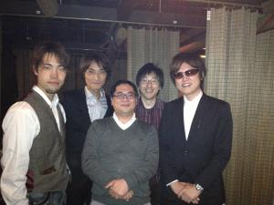 マーケッターKENさんと宍戸さんと佐藤さん
