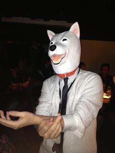 あたらしさんマスク